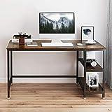 YOLEO Schreibtisch Computertisch Bürotisch 120 x...