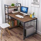 Dripex Holz Schreibtisch Computertisch...