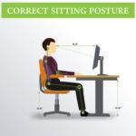 Bürostuhl richtig einstellen