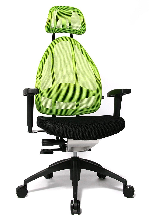 Topstar OPA0TB920 Bürostuhl mit Kopfstütze